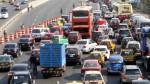 Semana Santa: estiman que más de 160 mil vehículos saldrán de Lima hacia el sur - Noticias de pnp