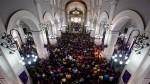 Cardenal de Venezuela criticó a Maduro y misa terminó con enfrentamientos - Noticias de pablo ore