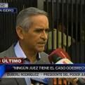"""Rodríguez: """"Humala no podría ser acusado de corrupción de funcionarios"""""""