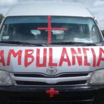 Torneo Centenario: partido Sub-15 se suspendió por ambulancia improvisada