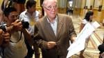 García Belaúnde: comisión Lava Jato citaría a Humala y Heredia - Noticias de onpe
