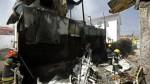 Portugal: avioneta se estrelló junto a un supermercado y murieron 5 personas - Noticias de agencia afp