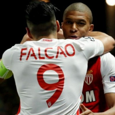 Mónaco superó 3-1 a Borussia Dortmund y alcanzó semifinales de Champions