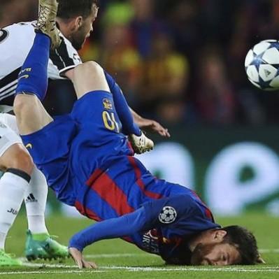 Barcelona empató 0-0 con Juventus y quedó fuera de la Champions League