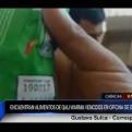 Chincha: hallan alimentos vencidos de Qali Warma en oficina de director
