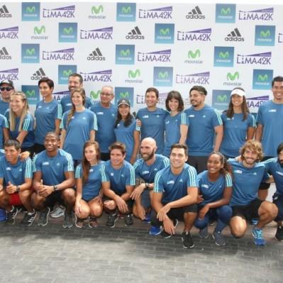 Se lanzó la novena edición de la Maratón Movistar Lima 42K