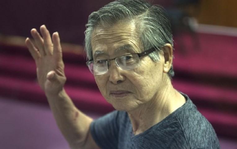 Alberto Fujimori: Operativo Chavín de Huántar selló la paz | Actualidad