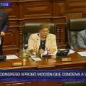 Congreso aprobó moción que condena abusos de Nicolás Maduro en Venezuela