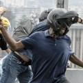 Venezuela: fuertes disturbios en marcha de miles de opositores