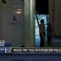 Breña: policía murió durante enfrentamiento con delincuentes