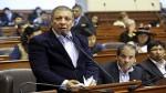 Congresistas de Frente Amplio se mostraron contra las declaraciones de Apaza - Noticias de justiniano apaza