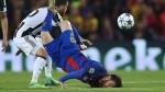 Barcelona empató 0-0 con Juventus y quedó fuera de la Champions League - Noticias de javier mascherano