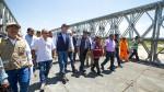 Vizcarra: Más de 200 puentes requieren ser reconstruidos - Noticias de fenómeno el niño