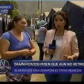 Carapongo: damnificados por huaicos piden que no retiren carpas