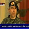 Chavín de Huántar: coronel Benavides Febres explicó cómo se realizó el rescate