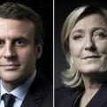 Elecciones en Francia: Macron y Le Pen encabezan primeras estimaciones
