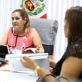 Retiran título de abogada a la congresista fujimorista Maritza García