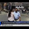 Ate Vitarte: delincuentes asaltaron a trabajador y se llevaron S/20 mil