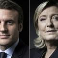 Elecciones en Francia: Macron y Le Pen disputarán segunda vuelta