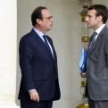 Hollande pide votos para Macron ante