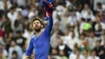 Messi le dio el triunfo al Barcelona ante Real Madrid en el Bernabéu - Noticias de real madrid