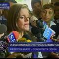 """Mercedes Aráoz sostiene que """"el presidente nunca habló del indulto"""""""
