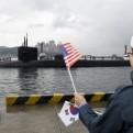 Corea del Sur: submarino nuclear de EEUU llega en plena tensión