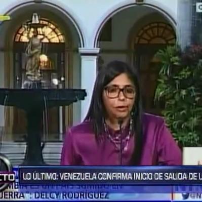 Venezuela confirma que iniciará proceso de salida de la OEA