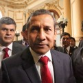 Expresidente Humala declaró en la Fiscalía por caso de lavado de activos