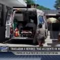 Piura: 7 heridos por accidente de helicóptero del Ejército