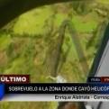 Piura: sobrevuelan zona donde cayó helicóptero del Ejército