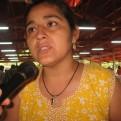 Nancy Obregón niega que haya difundido audios de Humala