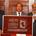 Piden que Congreso debata y apruebe el nuevo código electoral