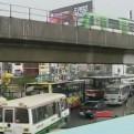 Tráfico en el puente Atocongo y avenida Los Héroes