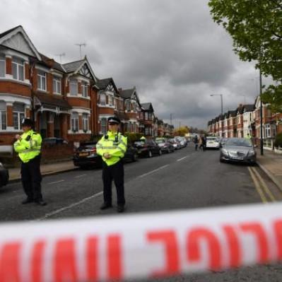 Londres: hieren a una mujer y detienen a 6 personas en operativo antiterrorista