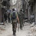 Siria: al menos 40 personas murieron en enfrentamientos cerca de Damasco