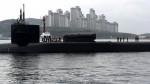 Corea del Sur: submarino nuclear de EEUU llega en plena tensión - Noticias de donald trump