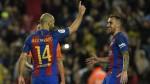 Barcelona apabulló 7-1 a Osasuna con doblete de Messi y gol de Mascherano - Noticias de salvatore sirigu
