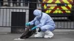 Londres: detienen a hombre con cuchillos cerca del Parlamento británico - Noticias de scotland yard