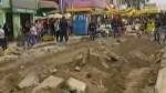 Comas: recuperan espacios públicos ocupados por comercio informal - Noticias de comas