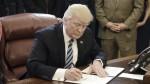 """Donald Trump sobre ser Presidente: """"Pensé que sería más fácil"""" - Noticias de donald trump"""