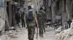 Siria: al menos 40 personas murieron en enfrentamientos cerca de Damasco - Noticias de papa francisco