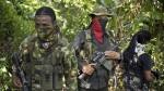 Colombia: capturan a 5 presuntos guerrilleros del Ejército de Liberación Nacional - Noticias de marcos caicedo