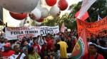 """Brasil: gobierno estimó como un """"fracaso"""" la huelga nacional realizada hoy - Noticias de pensiones"""