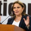 Ministra de Justicia pidió a expresidentes investigados que se pongan a derecho
