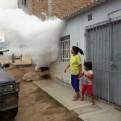 Lambayeque: soldados fueron capacitados para fumigar viviendas