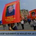 Movadef volvió a movilizarse por las calles de Lima