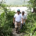 Chosica: delincuentes robaron implementos de mallas contra huaicos