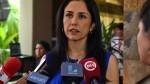 Nadine Heredia fue citada para el viernes 5 a la Comisión Lava Jato - Noticias de nadine heredia