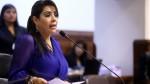 Alejandra Aramayo presentó proyecto que beneficiaría a minería ilegal - Noticias de juan ponce